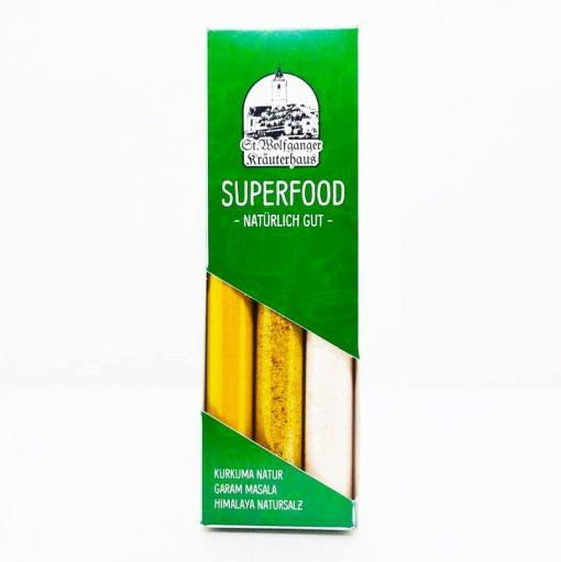 Gewürzbox Superfood